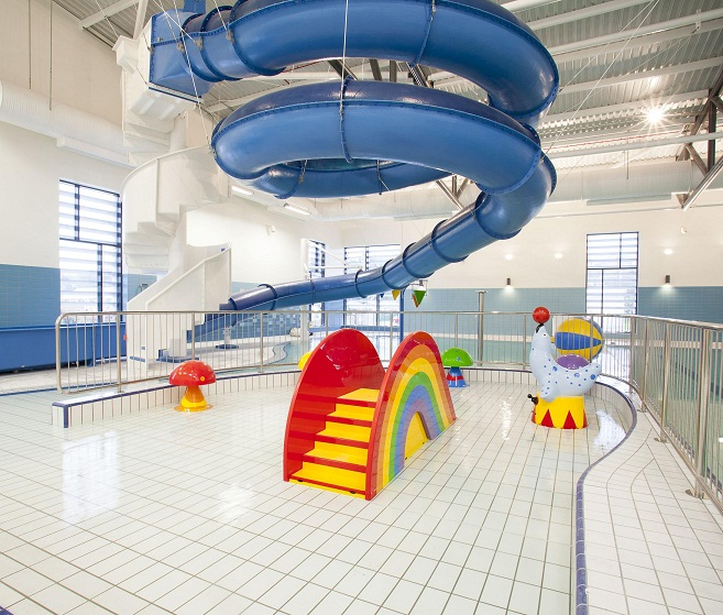Excitement Builds For Opening Of New Newry Leisure Centre Latest Newry News Newry Sport And