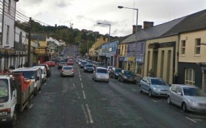 The incident happened on Monaghan Street