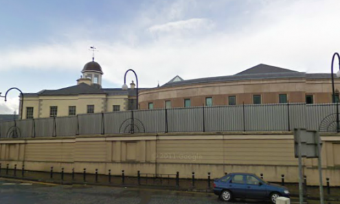 Newry stabbing First Avenue Derrybeg -Newry Court House - Newry news headlines