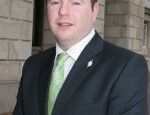 Sinn Fein MLA Chris Hazzard