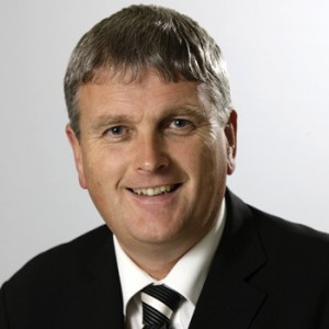 Health Minister Jim Wells