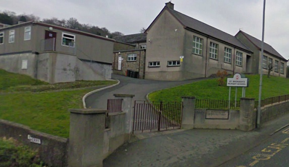 St. Bronagh's Primary School will benefit from some of the £220m investment