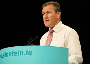 Sinn Fein MP Conor Murphy