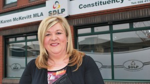 SDLP MLA Karen McKevitt will not seek party nomination for South Down