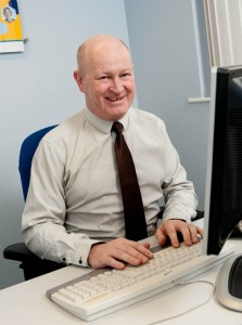 Davy Doyle, Department for Employment and Learning (DEL) Office Manager for Newry Jobs & Benefits office