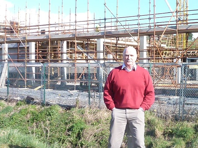Casey Calls For Walking Track At New Newry Swimming Pool Latest Newry News Newry Sport And