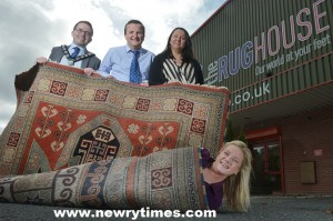 Newry business The Rug House, invests £350,000 to create Ireland\'s ...