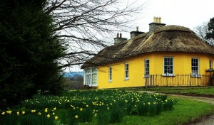 A photograph of Derrymore House taken by Lautentia McVerry, which was a finalist in the Ring of Gullion Photography Competition