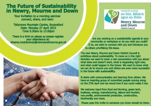Council Sustainability advert