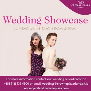 Crowne Plaza Wedding Show Advert
