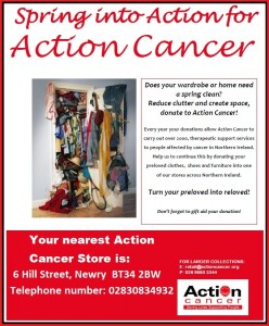 Action Cancer Donation Advert June 2015