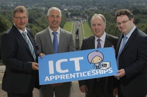 ICT Apprenticeship Launch