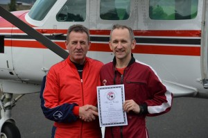 Phil Quinn skydive Sept 2015 - 1