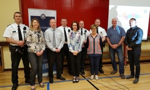 psni Newry school workshop - hate crime May 2016