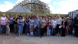 All Southern Trust Foster Carers who attended the wonderful trip to Tayto Park in Ashborne, County Meath, Ireland