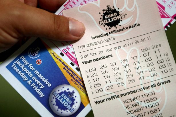 Euromillions rollover jackpot could make you £122MILLION richer tonight