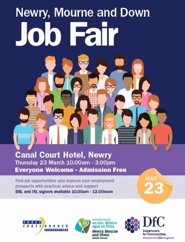 Newry Job Fair March 2017