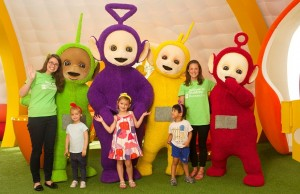 Barnardos and the Telebtubbies Big Toddle 2017