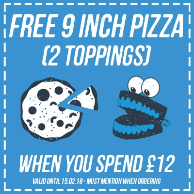 4 Star Pizza Newry Coupon