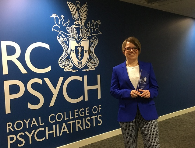 Dr Hanna awarded Psychiatrist of the Year | Latest Newry