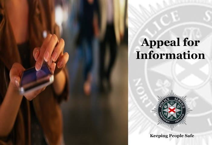 PSNI appeal for witnesses - Newry news