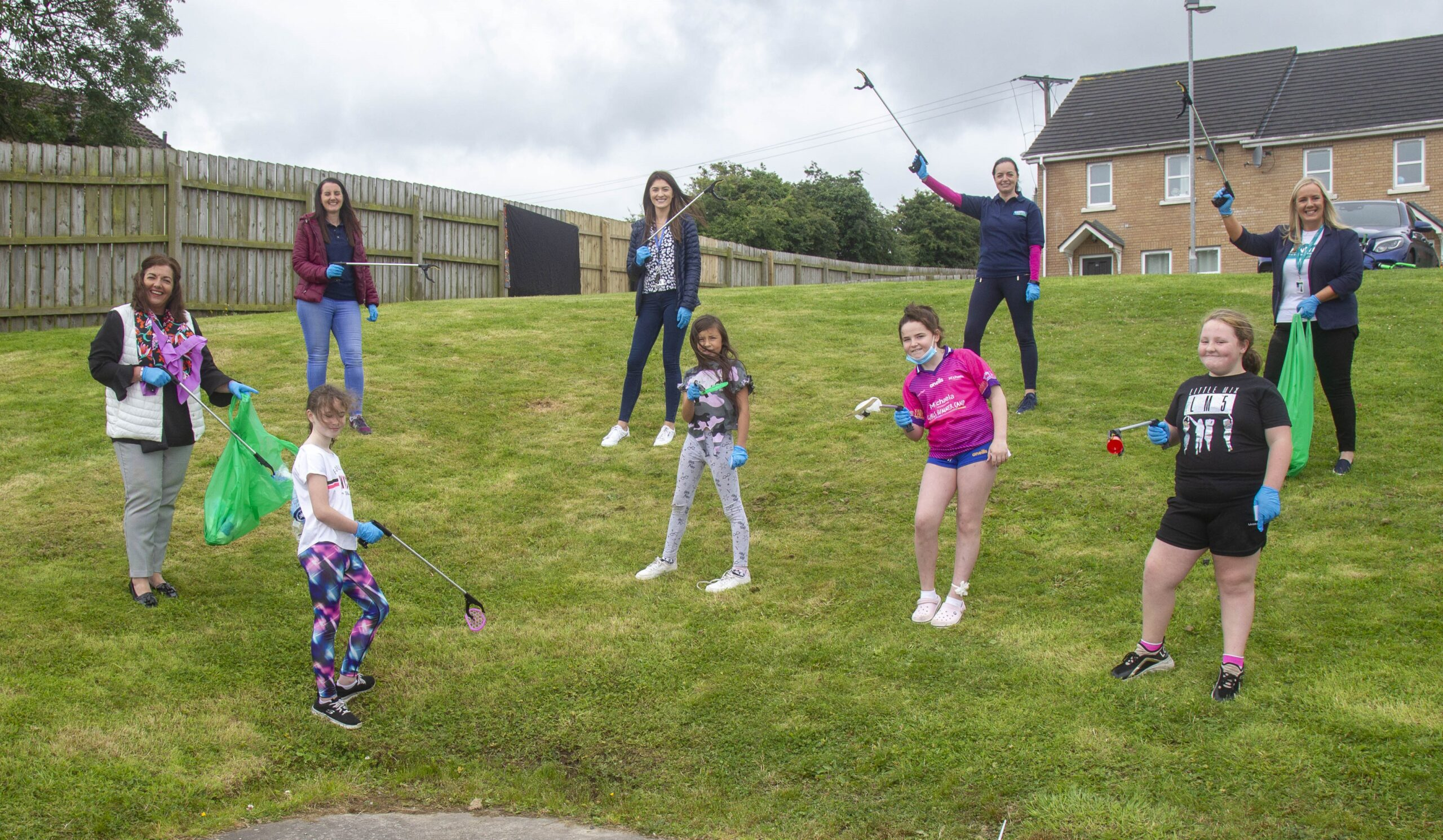 Clanmil Demesne Art Project - Newry Times news
