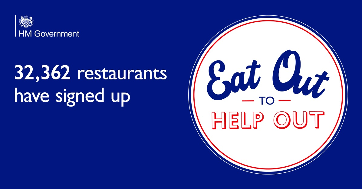 Eat Out To Help Out Scheme Northern Ireland - Newry business news