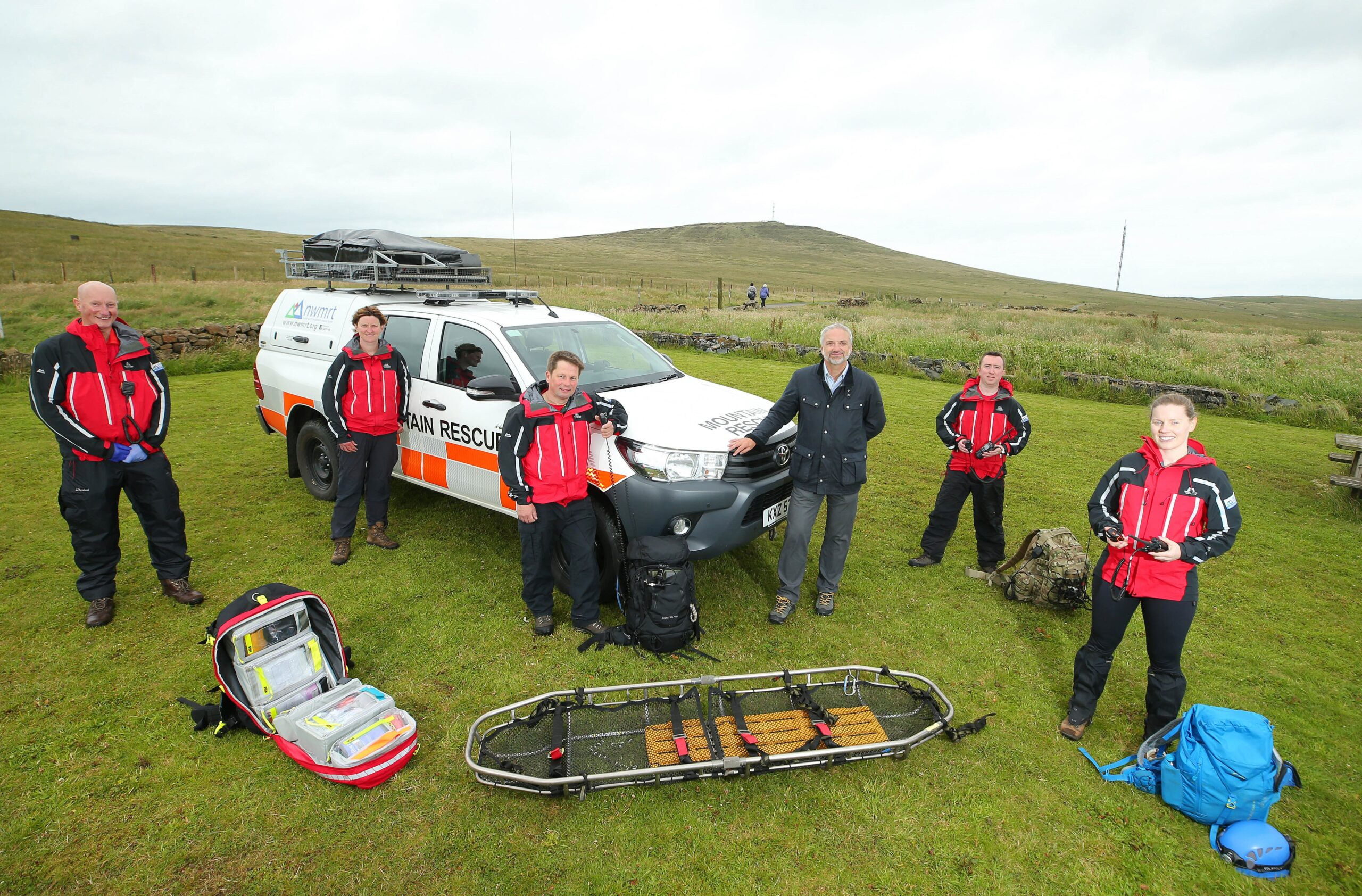 Voluntary Search and Rescue groups in Northern Ireland - Newry news headlines