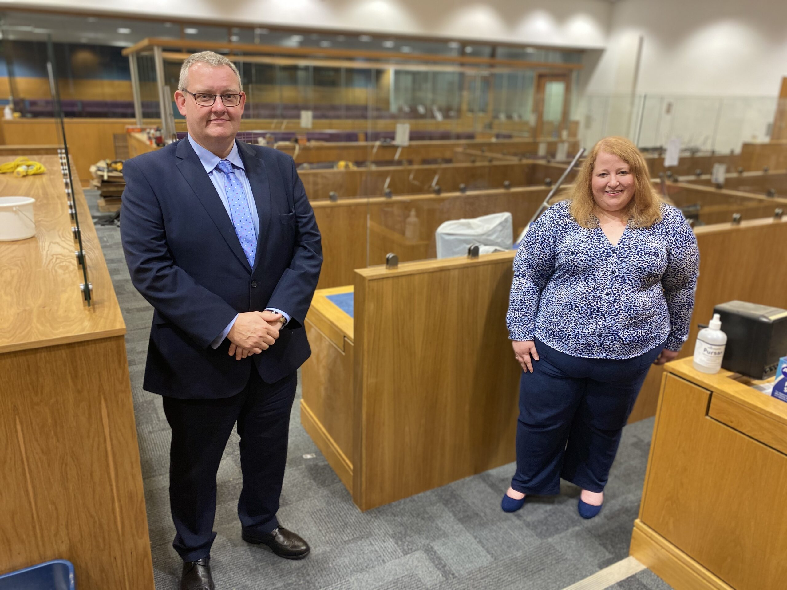 minister-naomi long-northern ireland courts jury - Newry newspaper