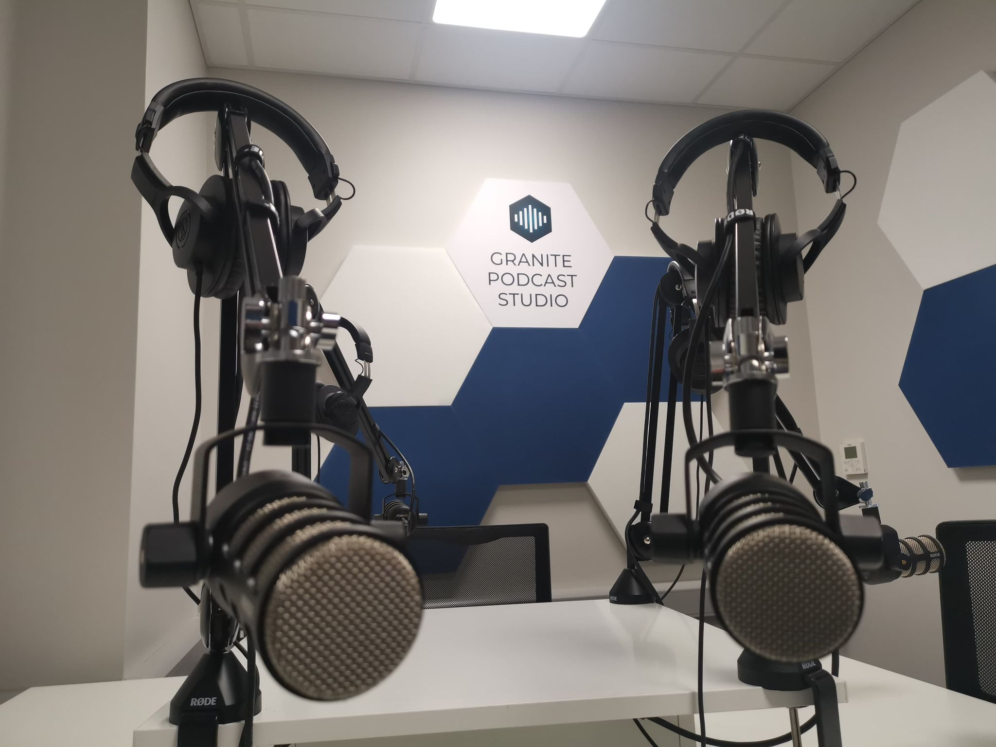 Granite Podcast Newry, located in Granite Exchange, NI Business Podcasting - Newry business news
