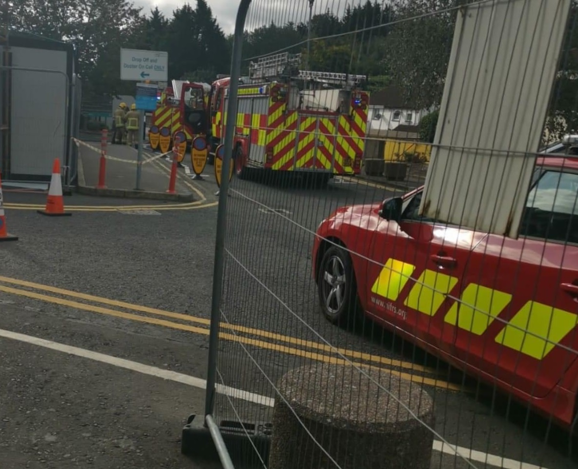 Daisy Hill Hospital Newry incident - Newry Times news