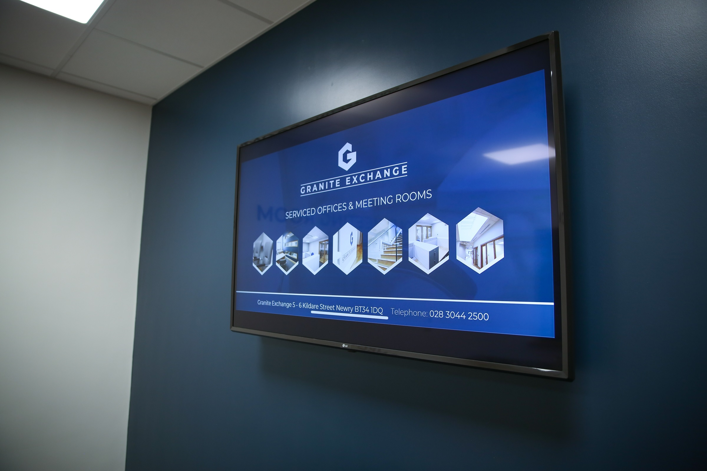 Granite Exchange Newry, Coworking space and meeting rooms in Newry, 5 powerful reasons to join Granite Exchange, Newry business news