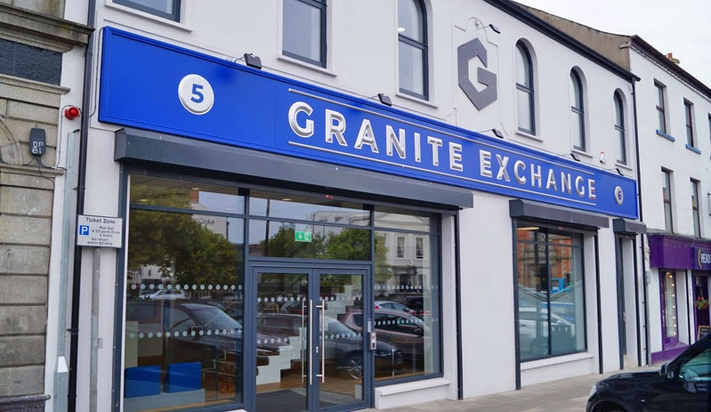 Granite Exchange Newry, Coworking space in Newry, Northern Ireland - Northern Ireland business news