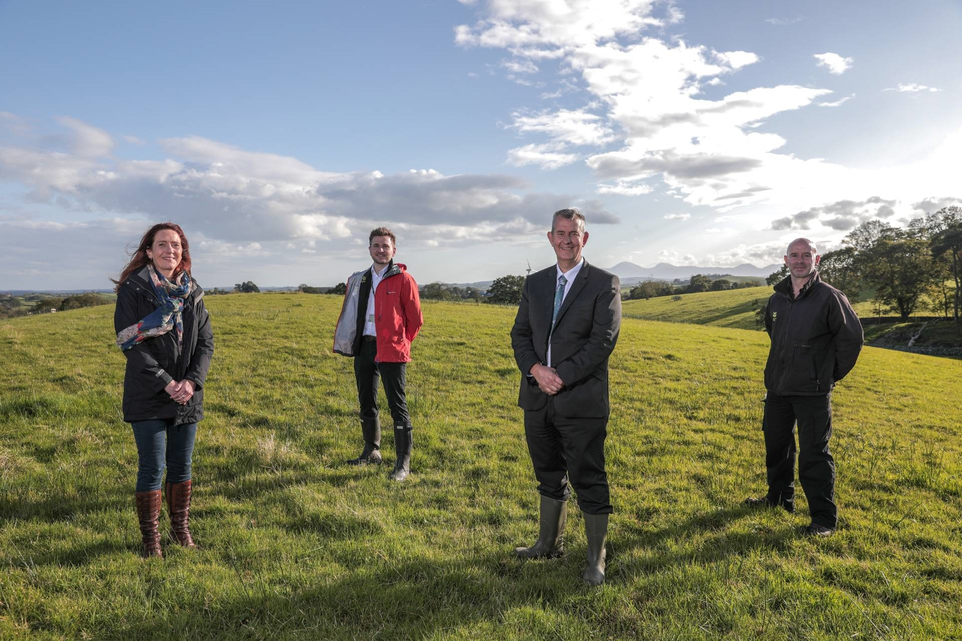 Poots EF launch September 2020 - Newry city news