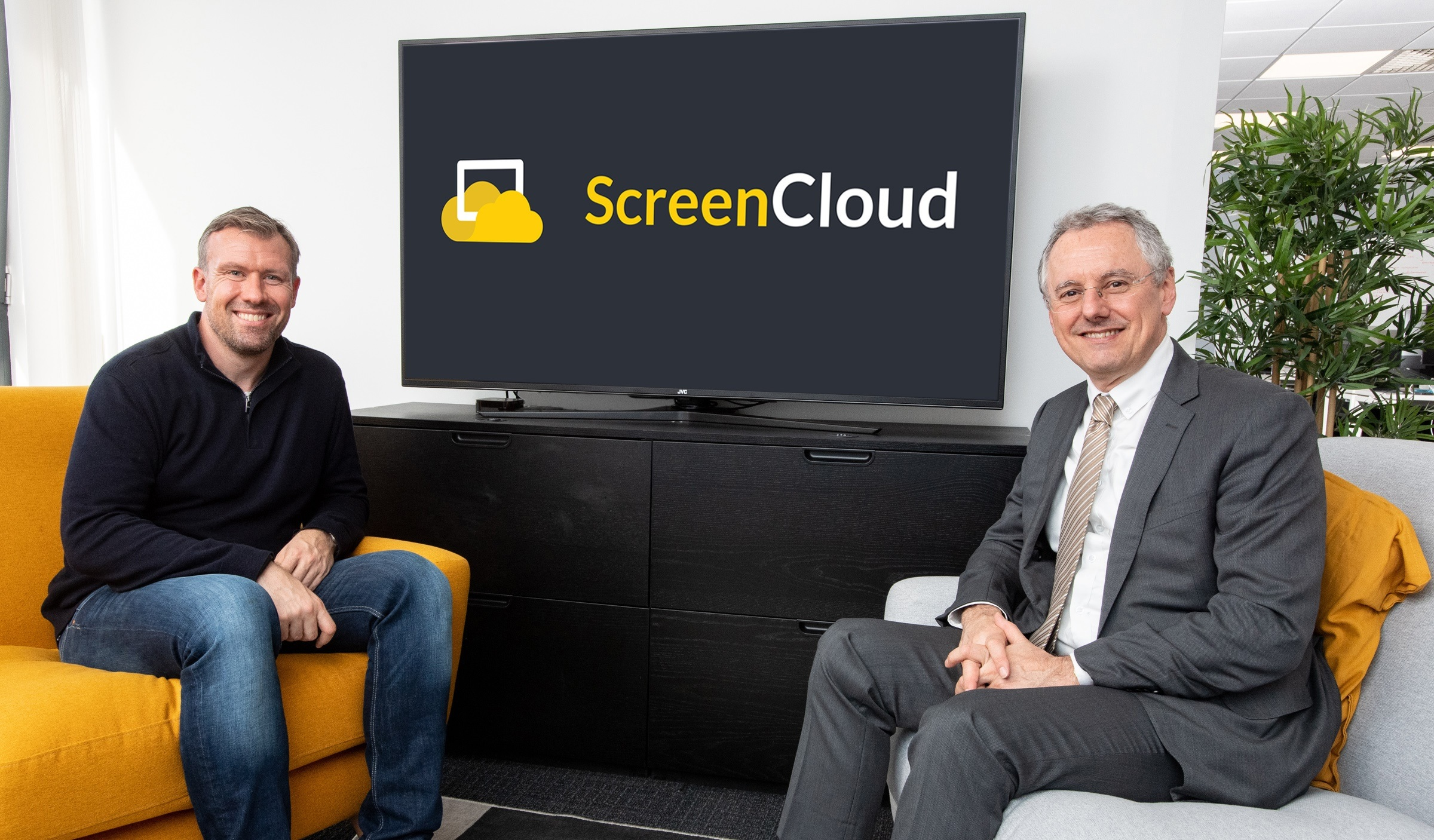 ScreenCloud Northern Ireland - NI Business and Tech news - Tall Paul Marketing, Freelance Copywriter - Newry business