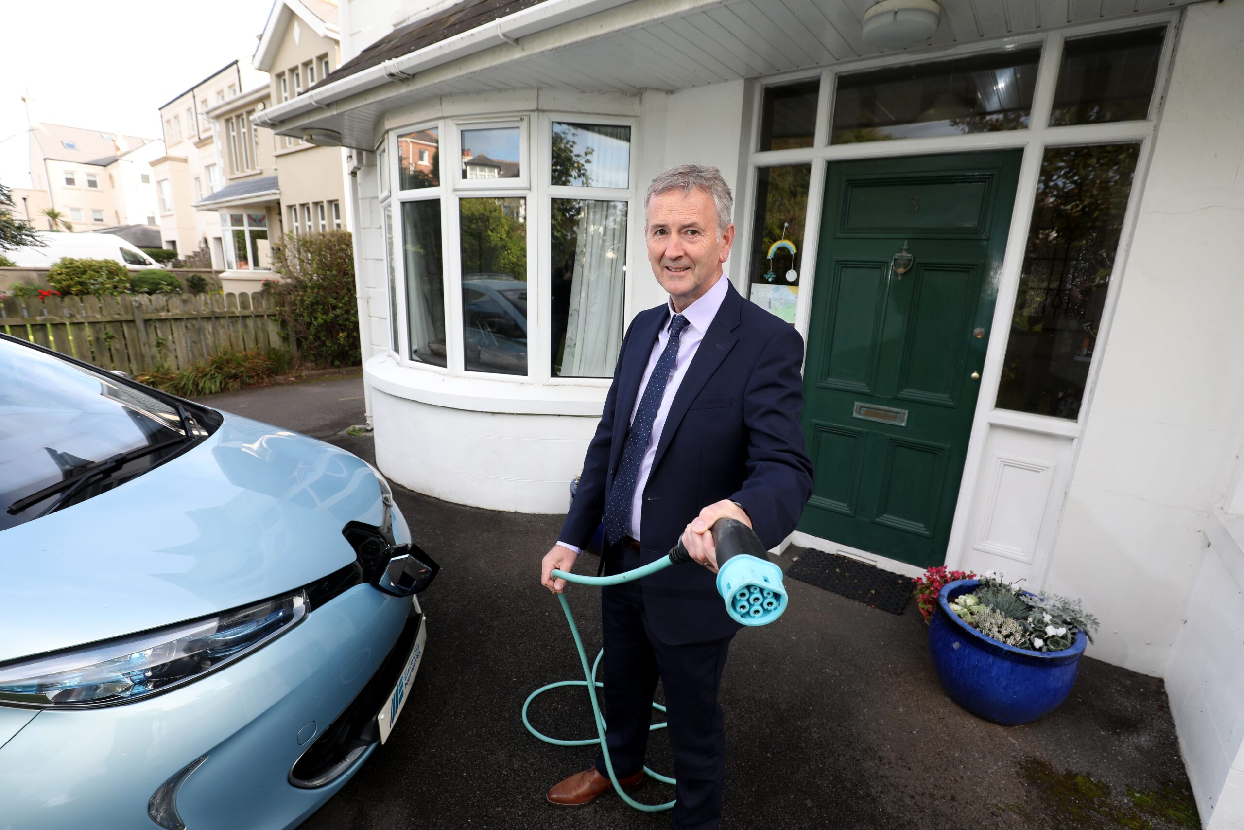 NIE electric cars Newry - Newry newspaper