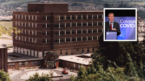 £790m package announced by Minister Murphy includes £560m to bolster health service - Daisy Hill Hospital Newry opening hours visiting times - Newry latest news