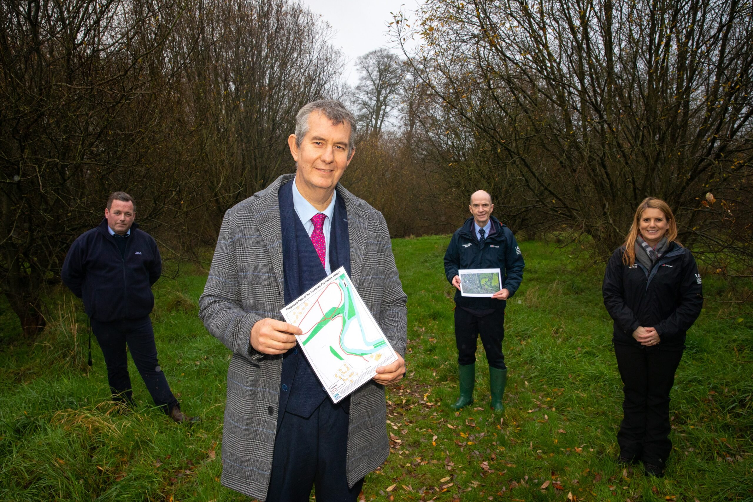 Poots pumps over 1m into environmental projects - Newry City news