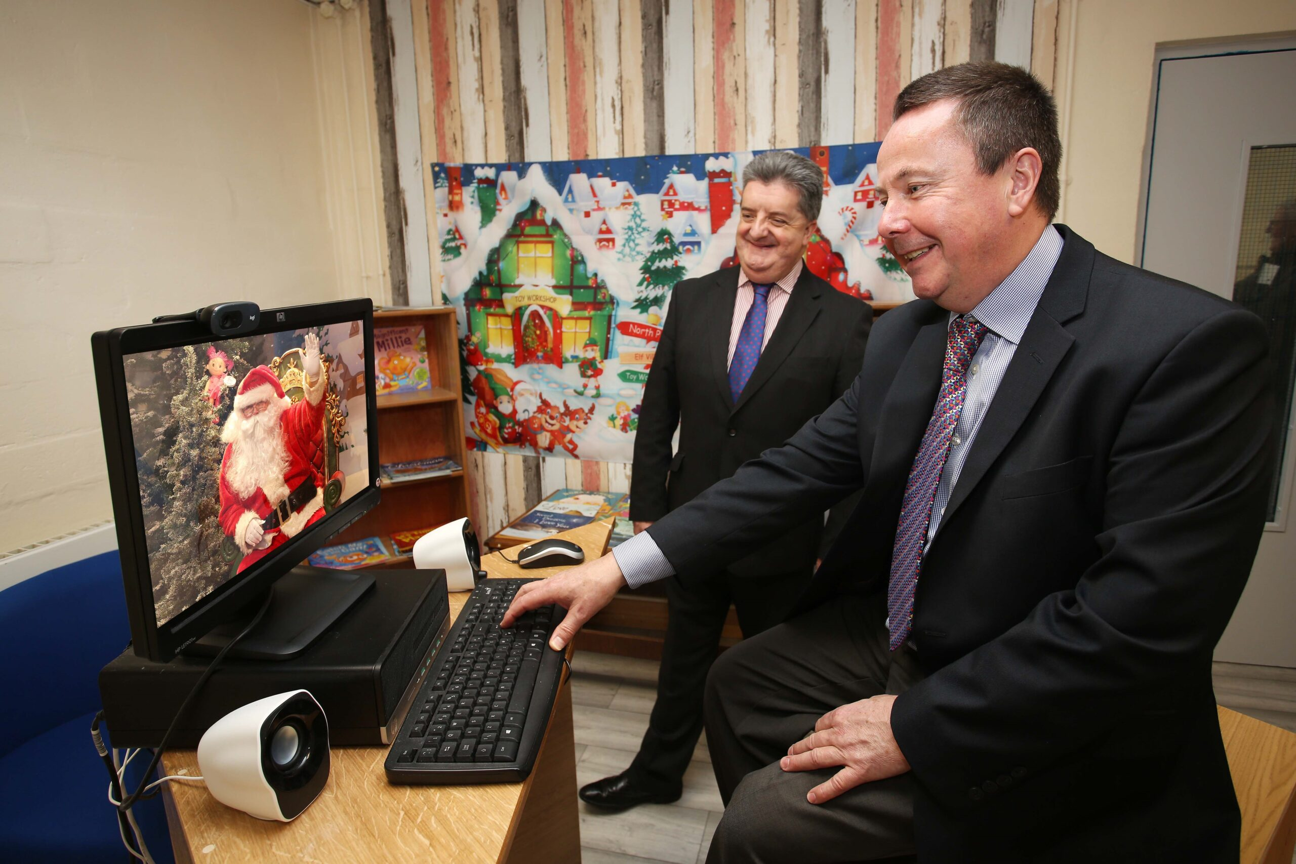 Justice Minister welcomes prison virtual visits over Christmas - NI prisons
