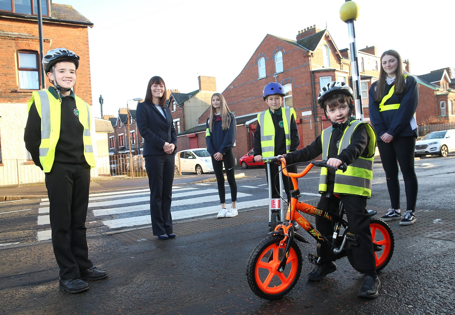 Road Safety Grant Scheme pic - Minister Mallon announces £87,000 for local road safety initiatives - Newry newspaper