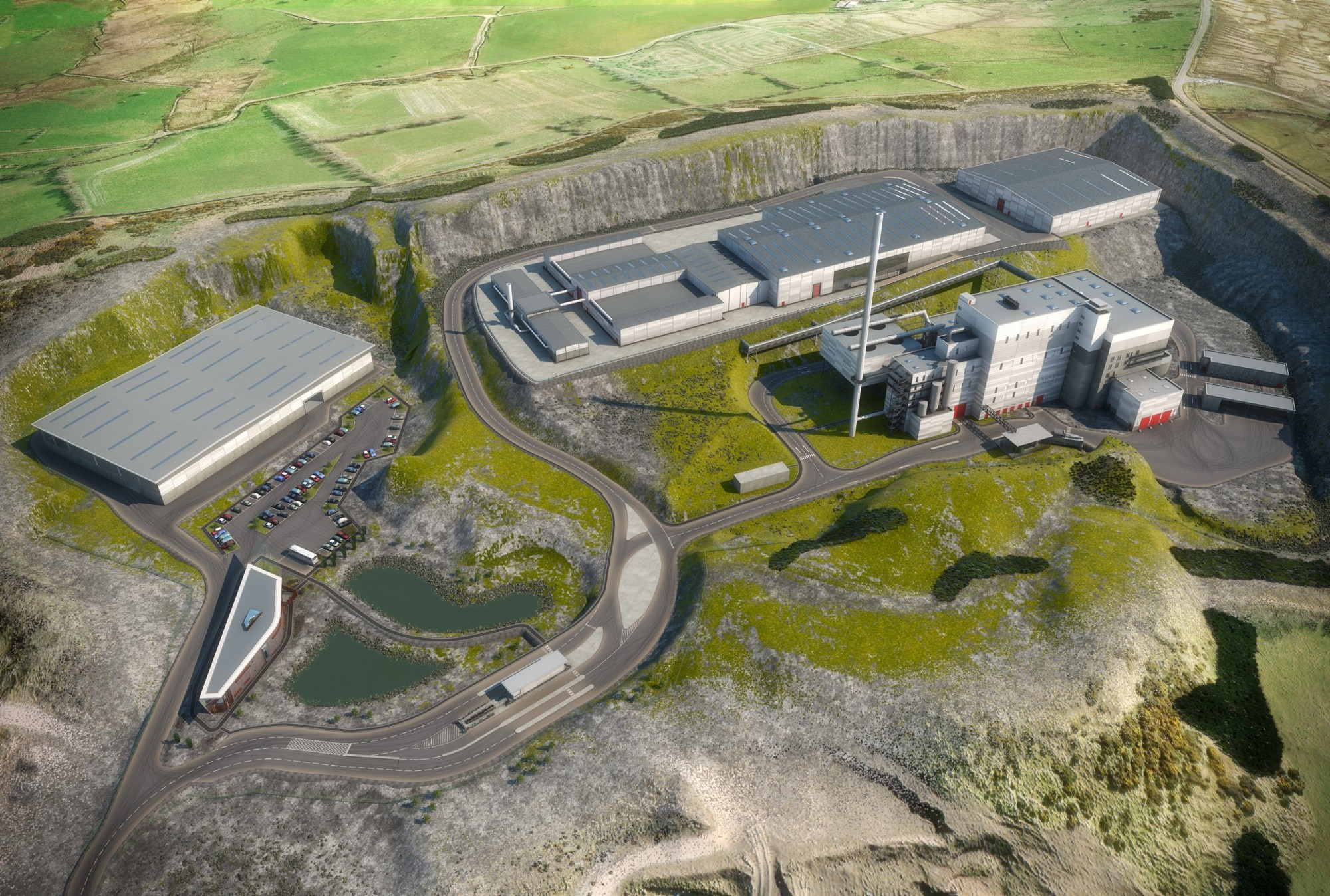 "arc21 proposed waste infrastructure Hightown Quarry - WASTE BODY WARNS NORTHERN IRELAND DRIFTING TOWARDS A ""WASTE CRISIS"" - Newry Times"