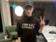 Northern Ireland TIKTOK STAR JOINS FORCES WITH AWARE NI DEMANDING BETTER MENTAL HEALTH FOR CHILDREN - Joel in branded 'Express Yourself' campaign hoodie - Newry newspaper