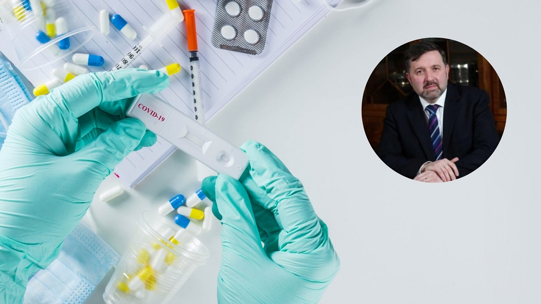 We cannot ease up in our fightback – Health Minister Robin Swann - Covid-19 Coronavirus Newry News