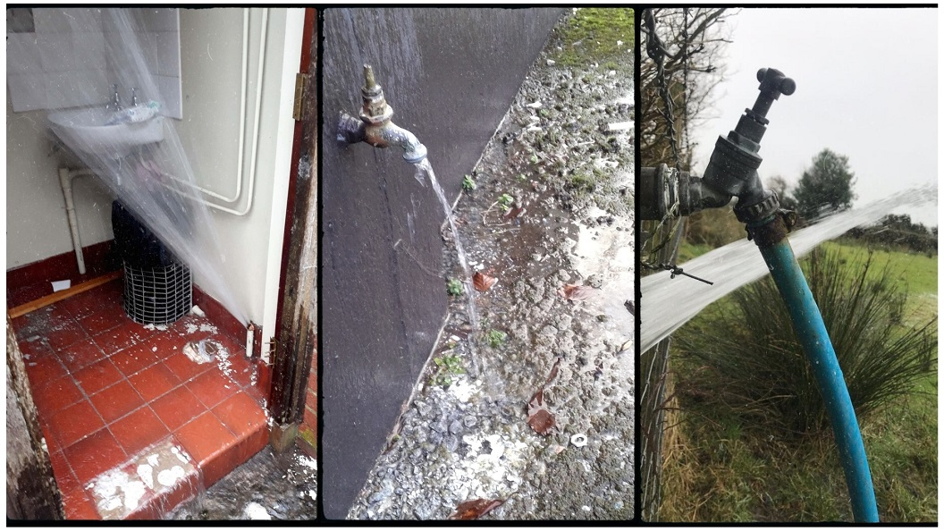 Beware of frozen pipes and check vacant buildings, NI Water urges - Newry Times - Newry online
