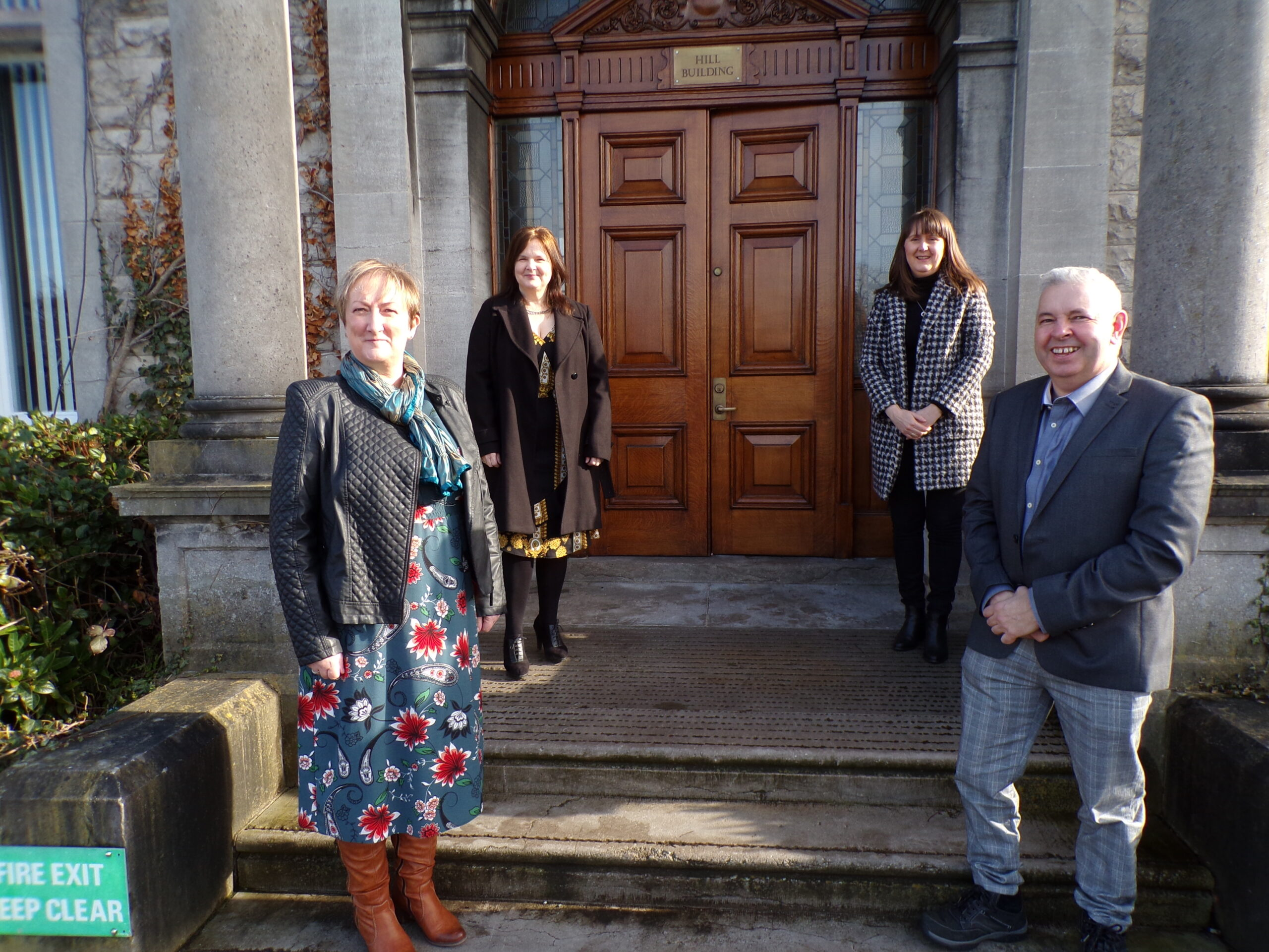 Southern Trust teams shortlisted for national awards | Newry Times