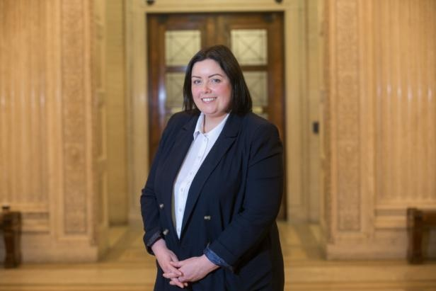 Hargey discusses long term needs of the Arts Sector - Newry Arts
