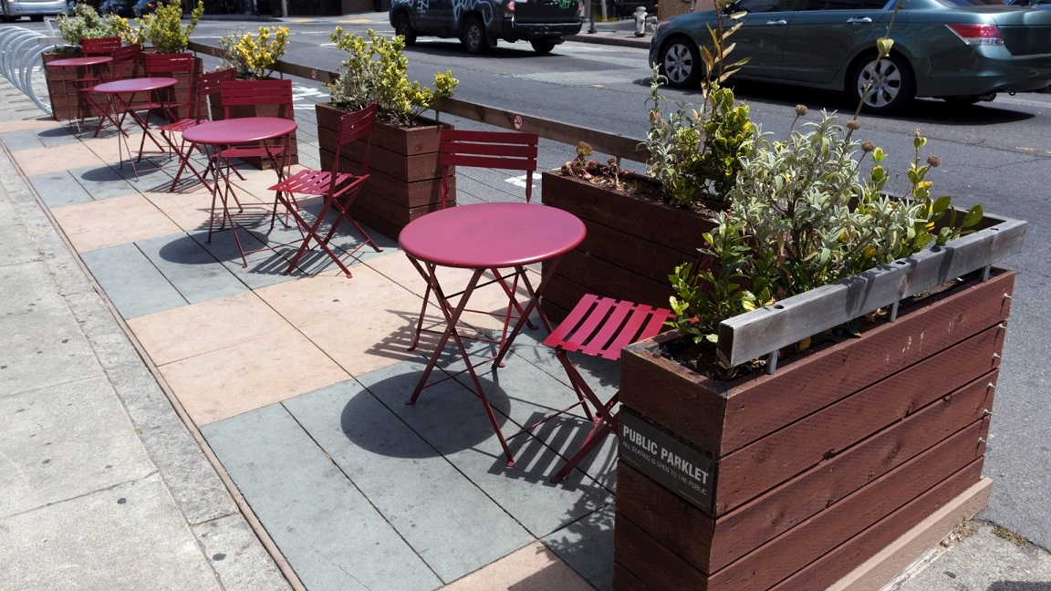 Kimmins calls for parklet pilot in Newry - Newry business news