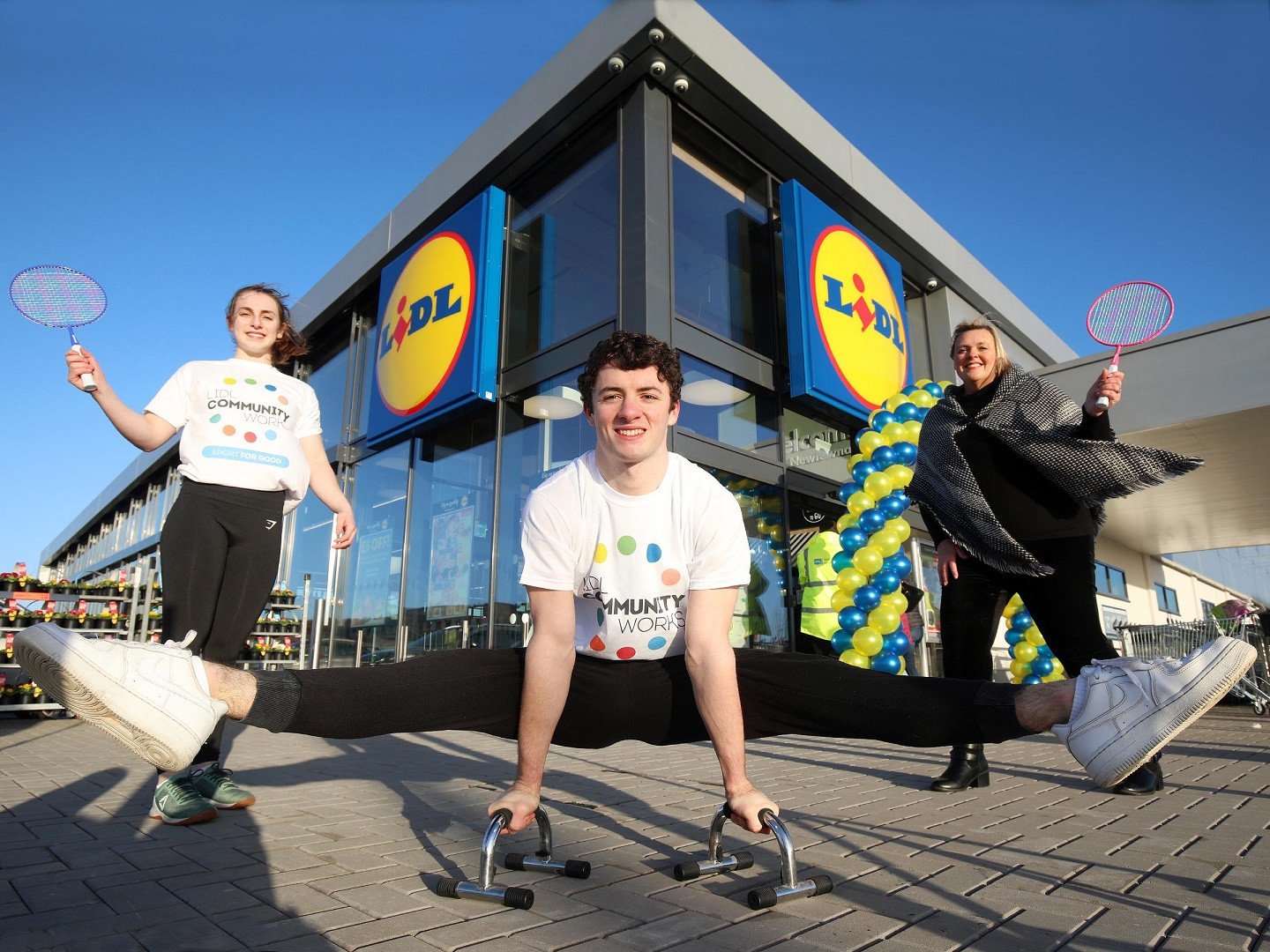 Newry Schools Score £120,000 Sports Investment with Lidl Northern Ireland - Newry newspaper