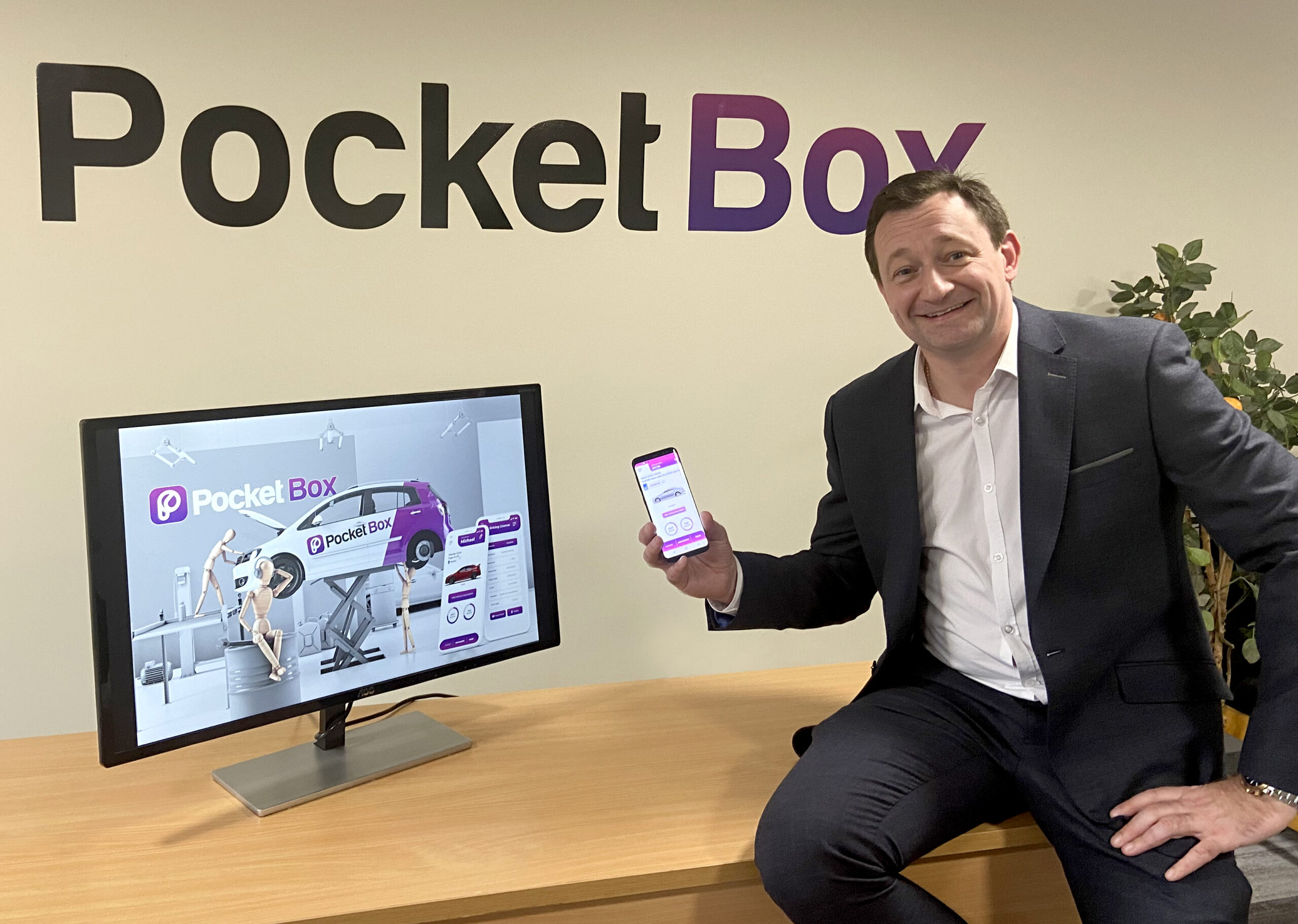 Newry, Northern Ireland tech entrepreneur JimFinnegan has launched Pocket Box, which is now available to download from theapp store