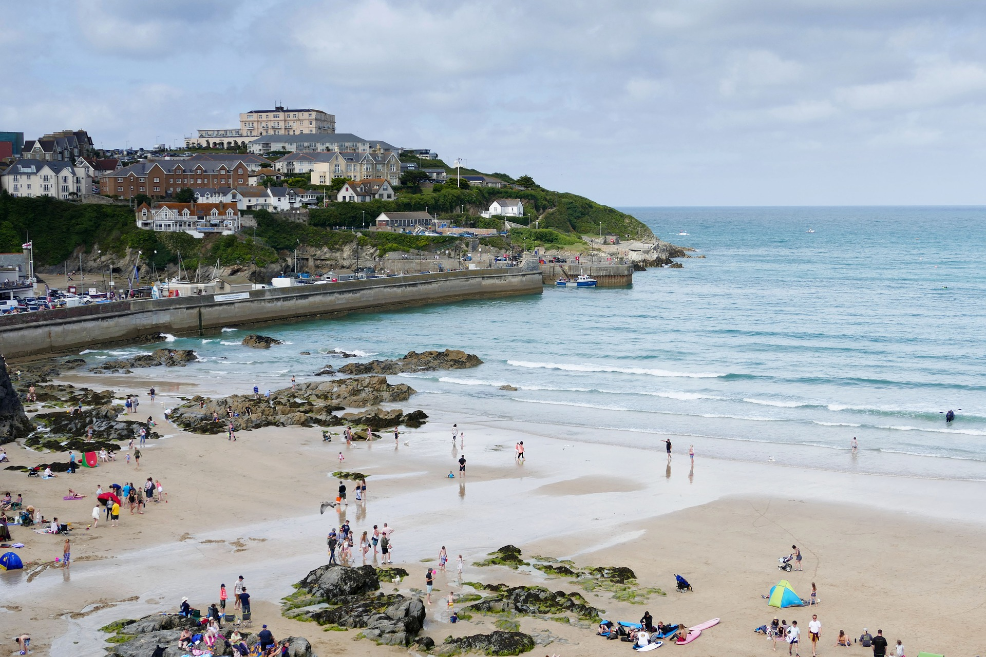 Belfast City to Newquay - Flights to Newquay set to take off from Belfast City Airport | Newry Times - Newry newspaper